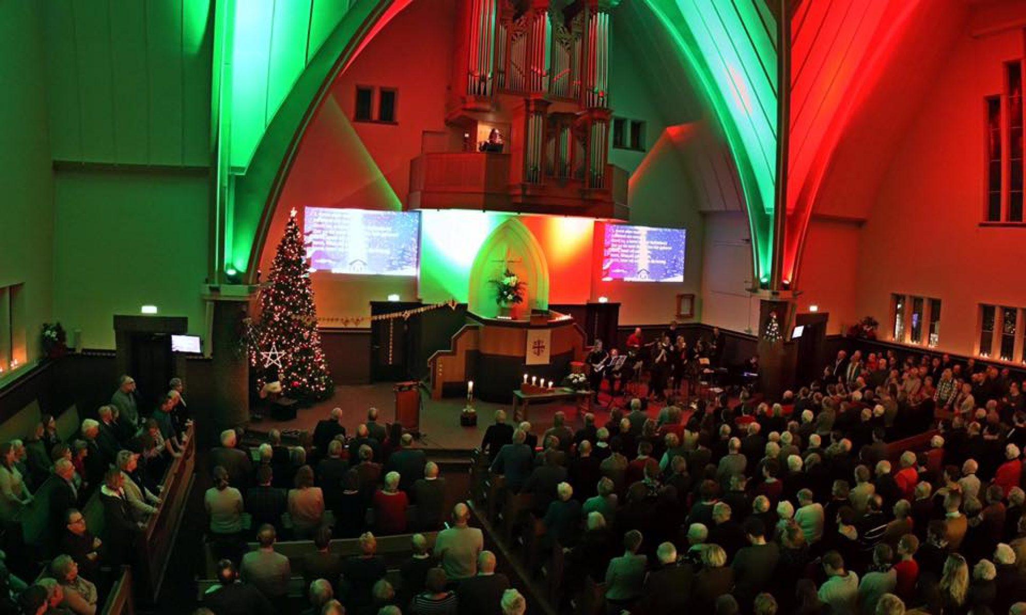 Voorthuizen zingt met kerst